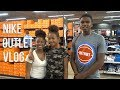 Nike Outlet Trip | Meeting A Subscriber!!! | LexiVee03