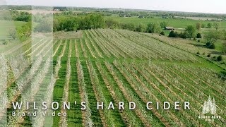 Wilson's Orchard, Hard Apple Cider - Brand Video