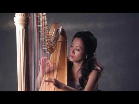 Patrick Houdy Sonata for Harp, mvt.1 (Fan-Fen Tai, Harp)