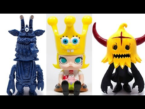 Special Feature On Designer /Art Toys!
