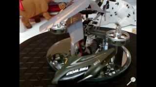 RC Inside Ze : DFD F103 - Mise à nu / Intérieur / Chassis - MM