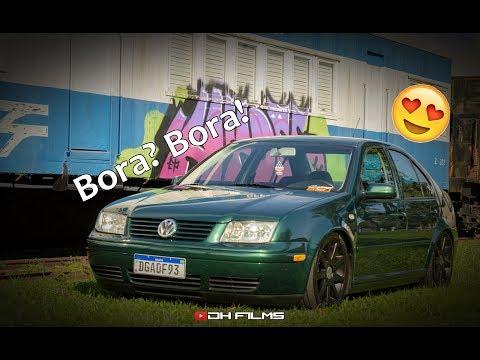 VW Bora   Suspenção Fixa   R17   DH FILMS
