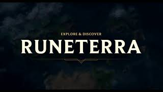 Legends of Runeterra - New Riot Games Title