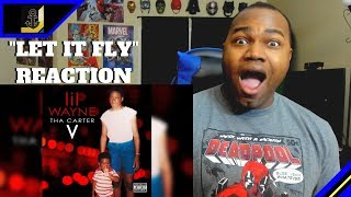 Lil Wayne Let it Fly (ft. Travis Scott) REACTION Teaser