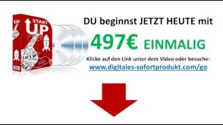 Start Up Produkt - Sonderangebot