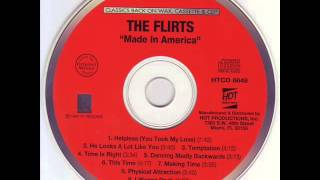 THE FLIRTS - PHYSICAL ATTRACTION (ELECTRIFY RE-EDIT) (℗1984 / ©2013 )
