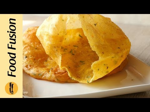 Aloo Puri recipe by Food Recipes