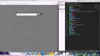 уроки по CSS/CSS3 HTML5 Форма поиска