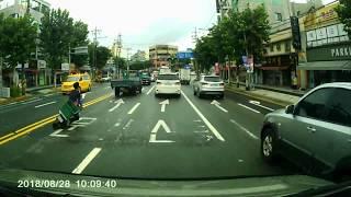 [타임킬러]한국 2018년 교통사고, 보복운전 블랙박스 영상 모음