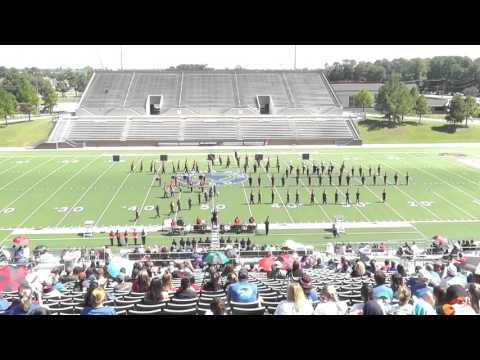 Brazosport High School Band 2015 - Galena Park Marching Festival