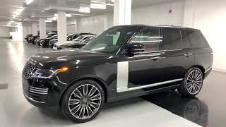 2019 Range Rover Autobiography - Walkaround in 4k