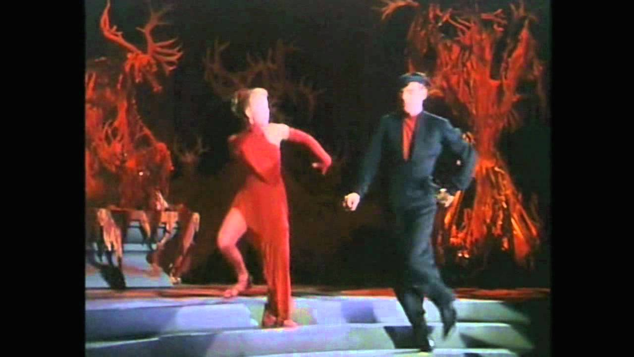 Lovely To Look At -Marge & Gower Champion Final Scene HD