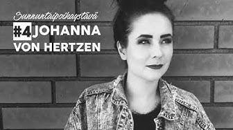 Sunnuntaipoikaystävä #4 - Johanna von Hertzen