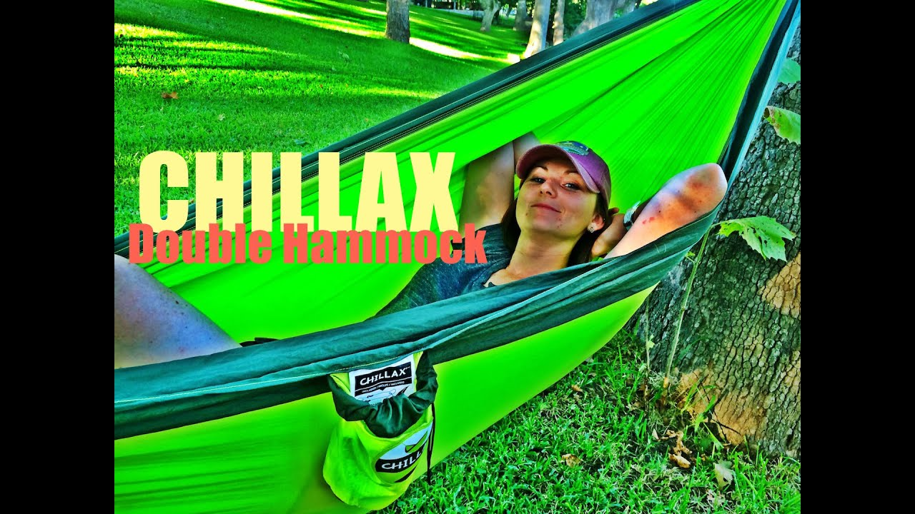 Eno hammock single vs double
