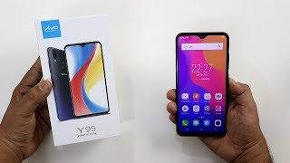 Vivo Y95 Unboxing And Review I Hindi