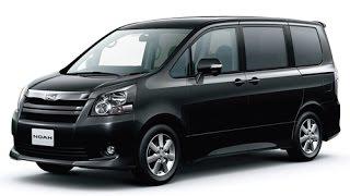 Toyota Noah 2007 год 2 л. CVT Без пробега по РФ от РДМ Импорт смотреть