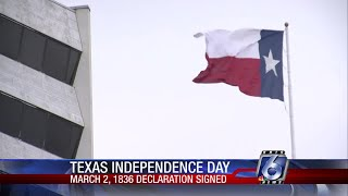 Happy <b>Texas Independence Day</b>!