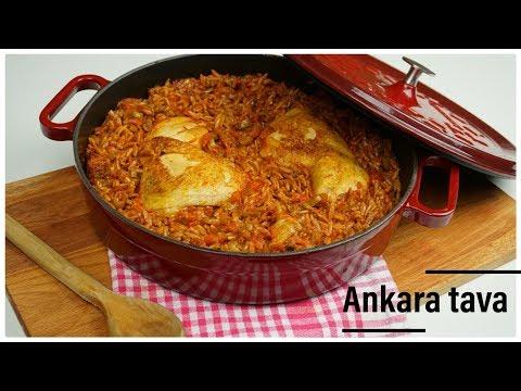 Ekonomik, Leziz, Tam Bir Aile Davet Yemeği Ankara Tava / Yemek Tarifleri / Figen Ararat