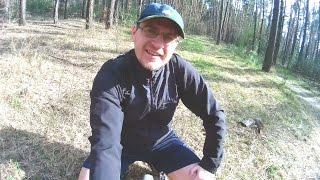 Покатушки на велосипеде! Тест экшн камеры SJcam SJ4000+ Wifi - Отец и Сын(Группа Вконтакте