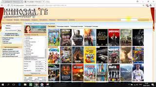 Топ безопасный сайт для скачивания игр,фильмов и сериалов