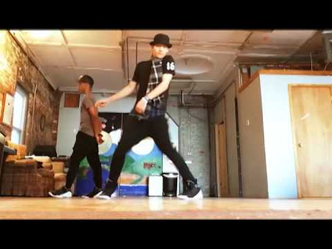 T-R3KS Freestyle Hip-Hop Dance | Flosstradamus & Troyboi