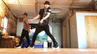 T-R3KS Freestyle Hip-Hop Dance Flosstradamus &amp Troyboi &quotSoundclash&quot