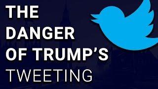 Trump's Demented London Attack Twitter Tirade is Major Danger