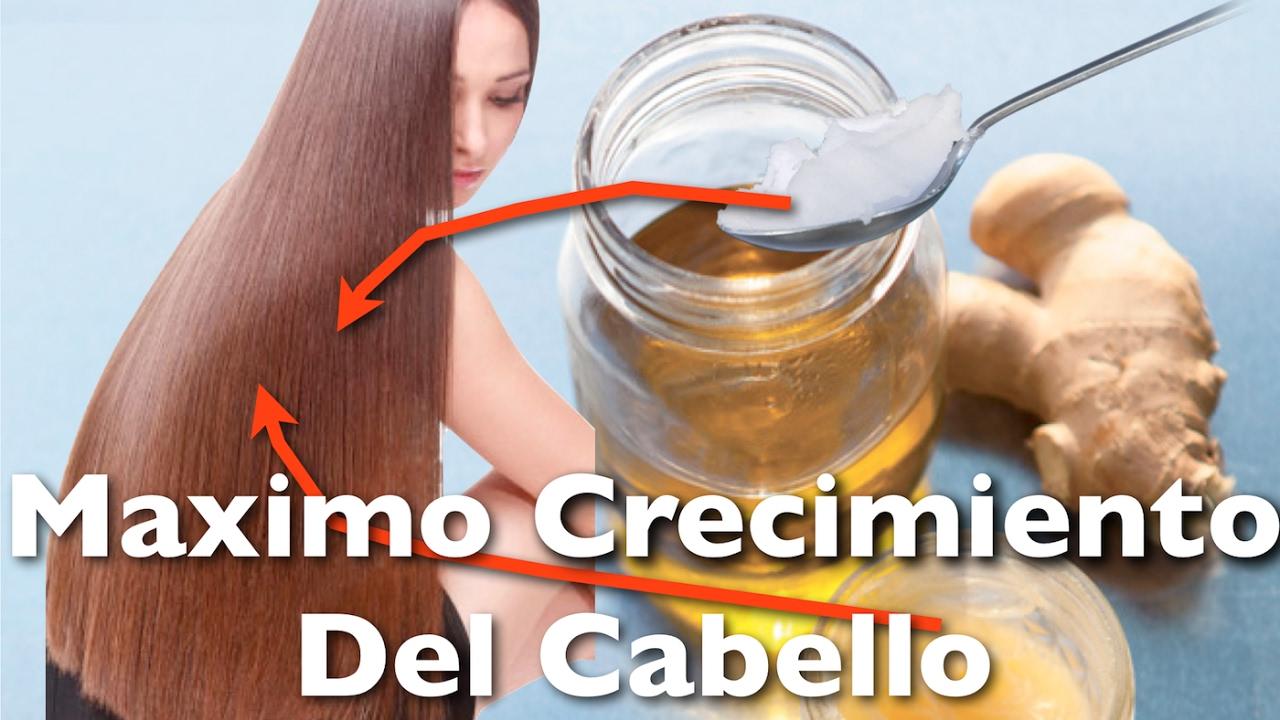 Aceite de coco para el cabello receta