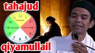 Waktu Sholat Tahajjud Adakah Tahajud Qiyamullail Ustadz Abdul Somad Lc Ma