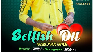 Selfish Dil / Title track / Odia music dance cover.