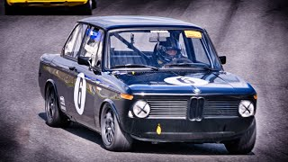 BMW 2002 Black Racing JCCA 筑波ミーティング SOUND & RUN