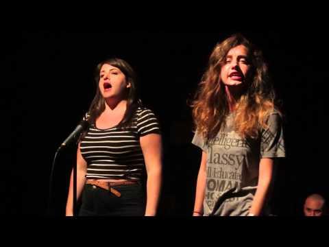 Olivia Gatwood & Megan Falley - Make Up @ Da Poetry Lounge
