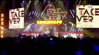 David Guetta ft Kelly Rowland - When Love Takes Over (LIVE at Rockcorps)