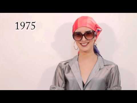 100 años de la moda