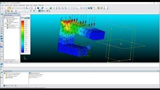 видео Система прочностного анализа APM FEM для КОМПАС-3D