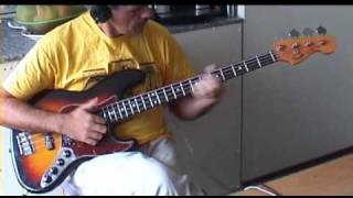 NLfunkEd bass playalong: If you feel the Funk - LaToya Jackson