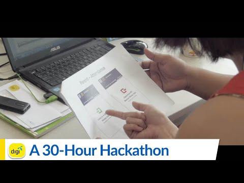 Disrupt@Digi – A 30-hour Hackathon