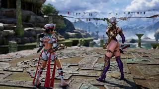 SOUCALIBUR VI   Talim Character Reveal   PS4, X1, PC