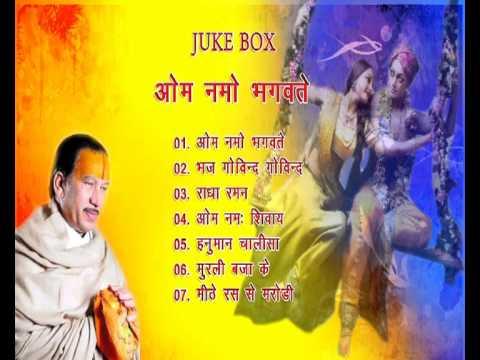 ओम नमो भगवते || Shri Krishna Chandra Shastri (Thakur Ji) || Very Peaceful Music