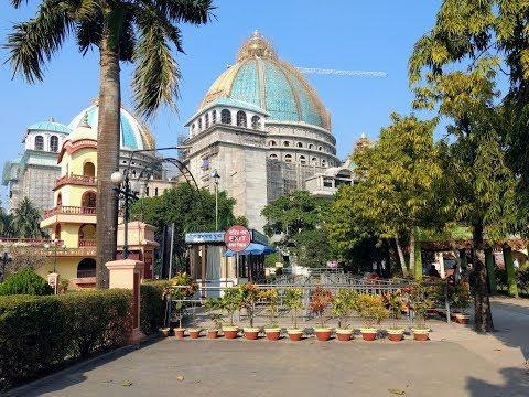 Mayapur ISKCON Temple,view HD