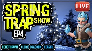 WINTER UPDATE IMPRESSIONS, ARENA OF VALOR, CHRISTMAS   SPRING TRAP SHOW ep 4   Clash of Clans