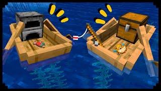 13 Cosas Que No Sabías  De Los Barcos En Minecraft