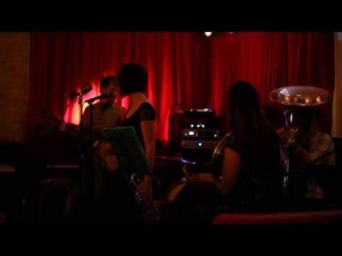 Dave Quanbury's Big Band @ The East Side Showroom Austin Texas