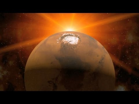Deadliest Space Weather: Canals on Mars