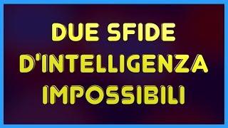 Test di Intelligenza che il 99,99% delle Persone NON Sa Risolvere ☠