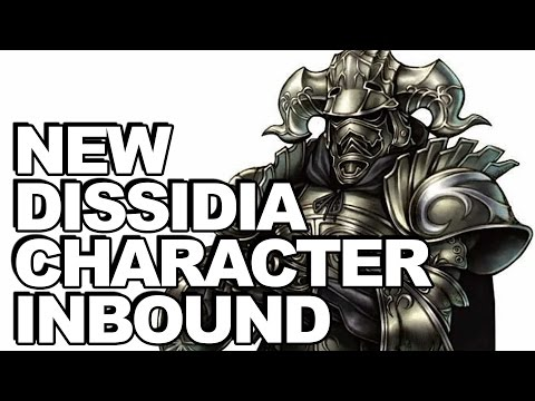 New Dissidia Character Revealed 9th May, Place Your Bets!