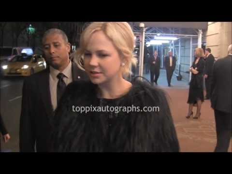 Adelaide Clemens  Signing Autographs at 'The Great Gatsby' Premiere Party in NYC
