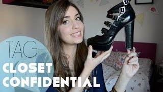 Closet confidential TAG | Nightnonstop Thumbnail