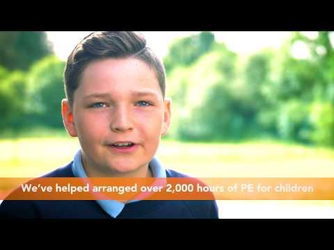 Llysgenhadon Ifanc Efydd / Young Ambassador Bronze 2017