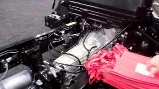 Isuzu NPR Informational video from Isuzu Trucks at the NTEA SHow